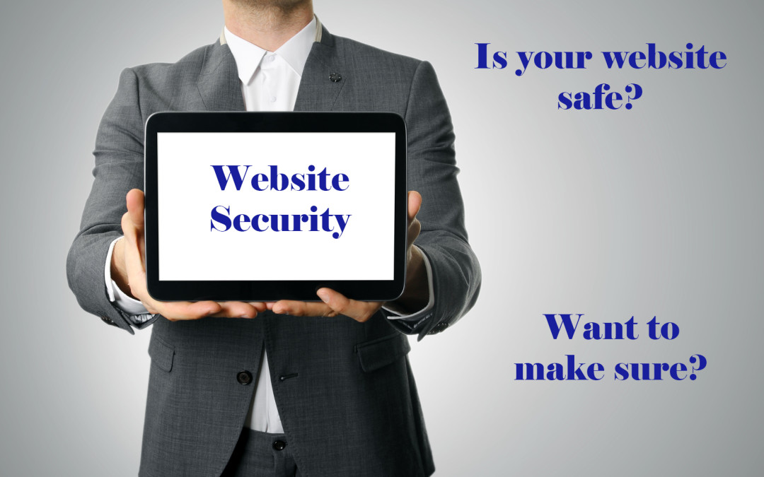 Website Security – Are you safe?