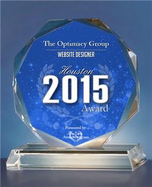 Houston Top Website Designer Award