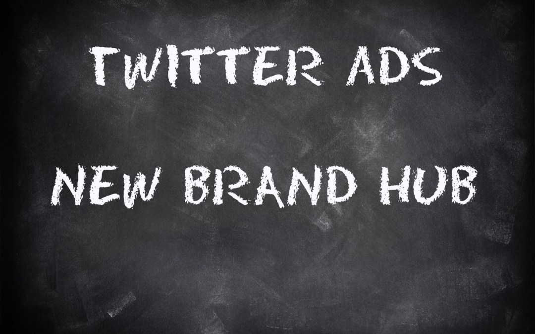 Twitter Ads via the Twitter Brand Hub