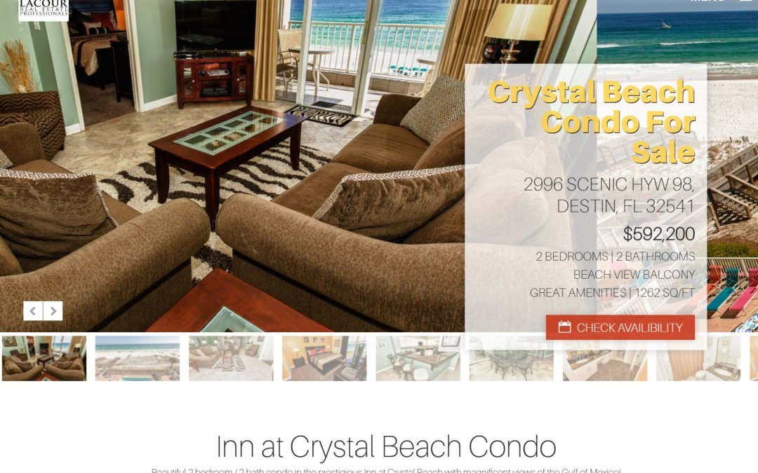 Great Website for Real Estate Agents