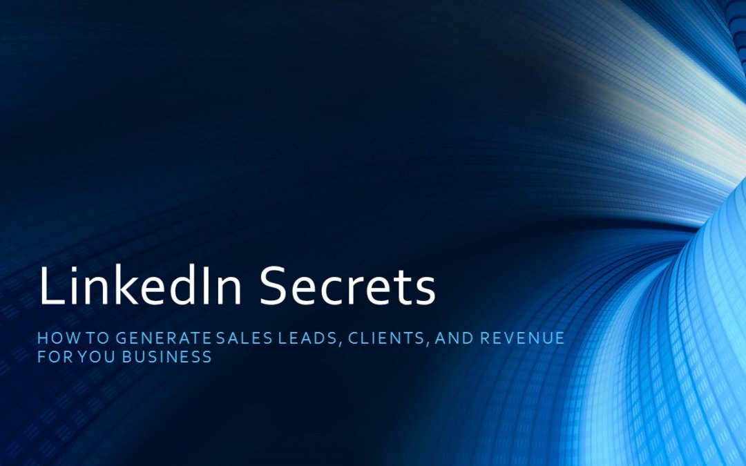 LinkedIn Secrets to Success